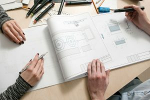 Drafting Table Dimensions and Guidelines